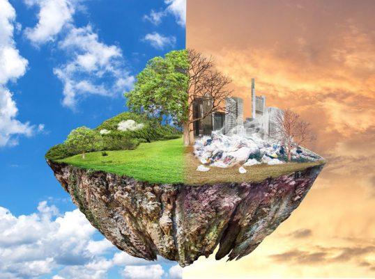 İklim Degişikligi Yaşamı Tehdit Ediyor